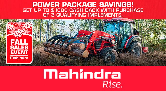 Mahindra - POWER PACKAGE at ATVs and More