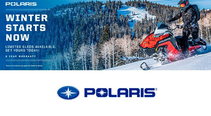 Polaris (US) - Snow at Action Cycles 'n Sleds