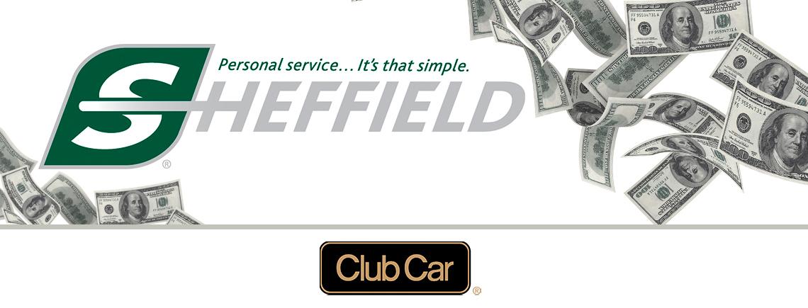 Club Car - Retail Financing Programs at Bulldog Golf Cars