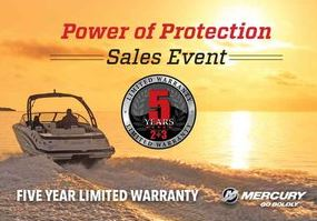 Mercury Offers at Fort Fremont Marine, Fremont, WI 54940