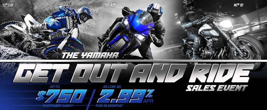 Get Out and Ride at Sloan's Motorcycle, Murfreesboro, TN, 37129