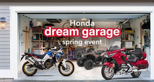 Honda Dream Garage Spring Sales Event at Kent Motorsports, New Braunfels, TX 78130