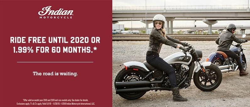Promotional Financing - 2018 & 2019 Scout Family at Lynnwood Motoplex, Lynnwood, WA 98037