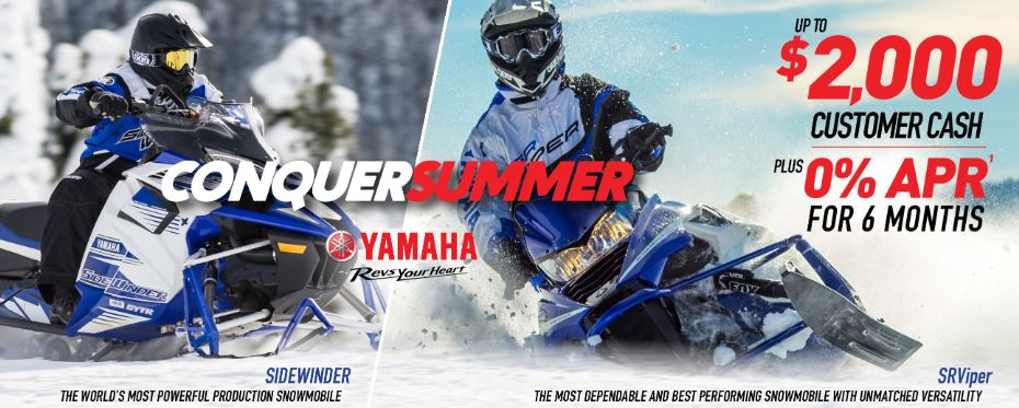 Yamaha Conquer Summer at Yamaha Triumph KTM of Camp Hill, Camp Hill, PA 17011