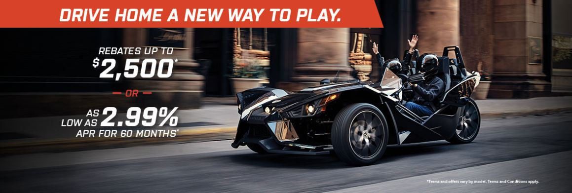 Polaris Slingshot Special Offers at Mungenast Motorsports, St. Louis, MO 63123