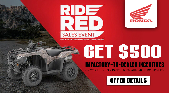 Ride Red Sales Event at Mungenast Motorsports, St. Louis, MO 63123