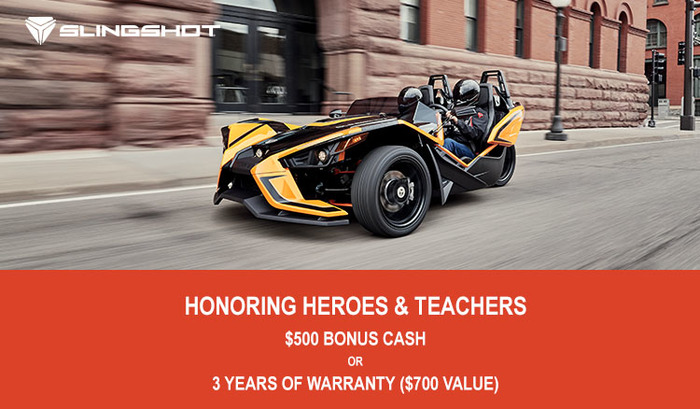 Honoring Teacher & Honoring Heroes at Sloans Motorcycle ATV, Murfreesboro, TN, 37129