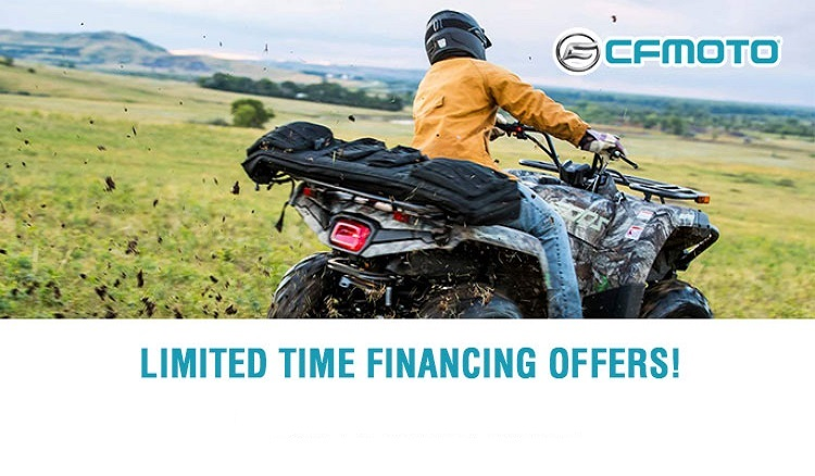 CFMOTO Current Offers at Hebeler Sales & Service, Lockport, NY 14094