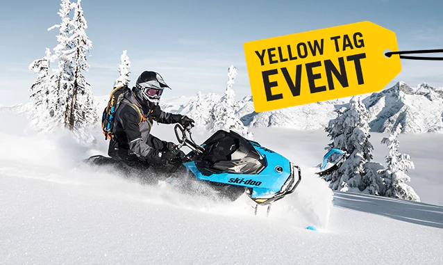YELLOW TAG SALES EVENT at Power World Sports, Granby, CO 80446