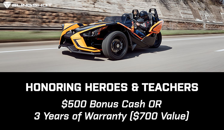 HONORING HEROES / HONORING TEACHERS at Got Gear Motorsports