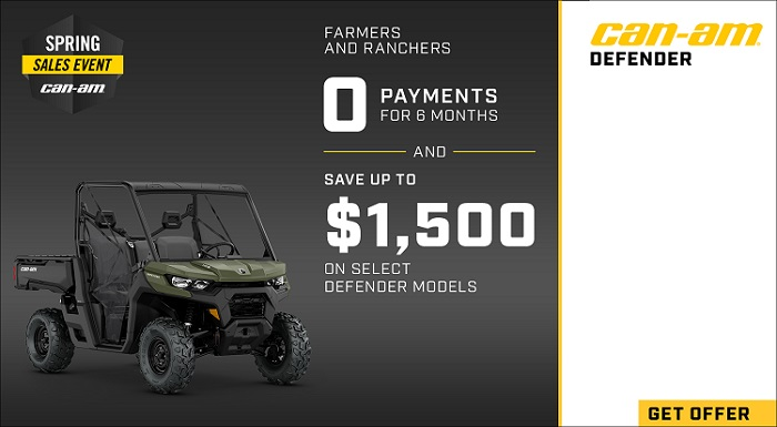Farmers and Ranchers Program at Jacksonville Powersports, Jacksonville, FL 32225