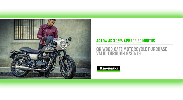 AS LOW AS 3.95% APR FOR 60 MONTHS* at Brenny's Motorcycle Clinic, Bettendorf, IA 52722