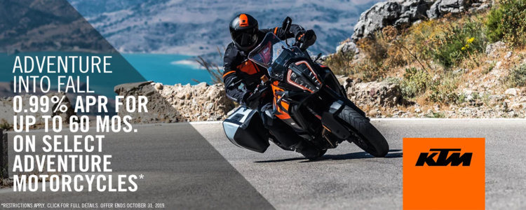 ADVENTURE INTO FALL at Yamaha Triumph KTM of Camp Hill, Camp Hill, PA 17011