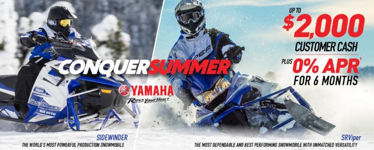 CONQUER SUMMER at Yamaha Triumph KTM of Camp Hill, Camp Hill, PA 17011