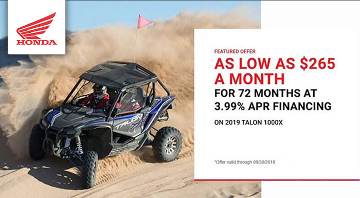 Ride Red Sales Event - ATVs & SXS at Mungenast Motorsports, St. Louis, MO 63123