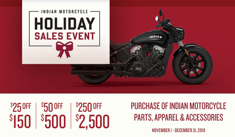 Holiday Sales Event at Brenny's Motorcycle Clinic, Bettendorf, IA 52722
