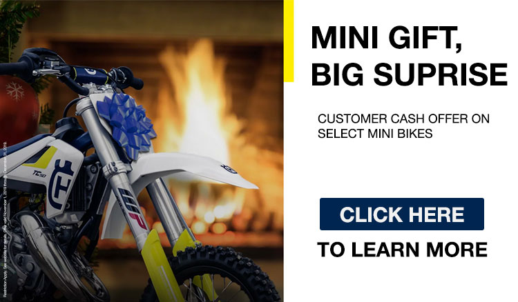 Mini Gift, Big Surprise at Power World Sports, Granby, CO 80446
