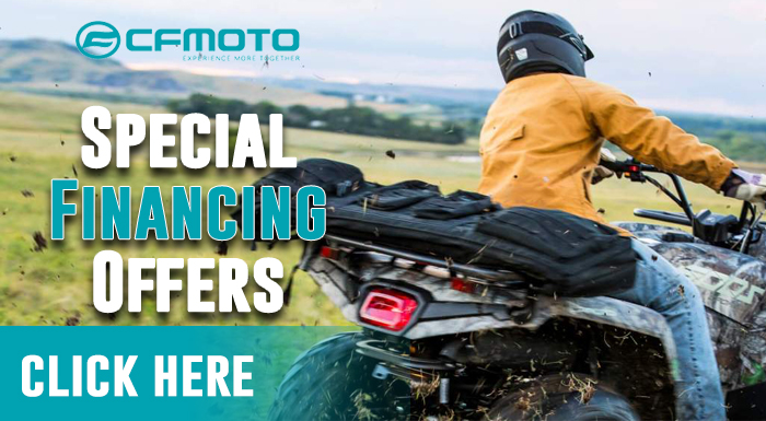 Special Financing Offers at Waukon Power Sports, Waukon, IA 52172