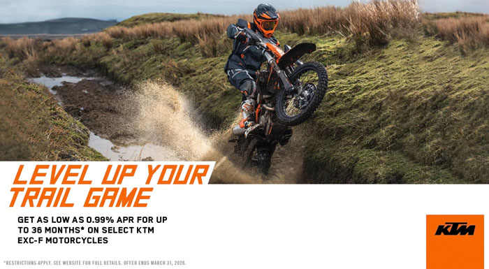 LEVEL UP YOUR TRAIL GAME at Hebeler Sales & Service, Lockport, NY 14094