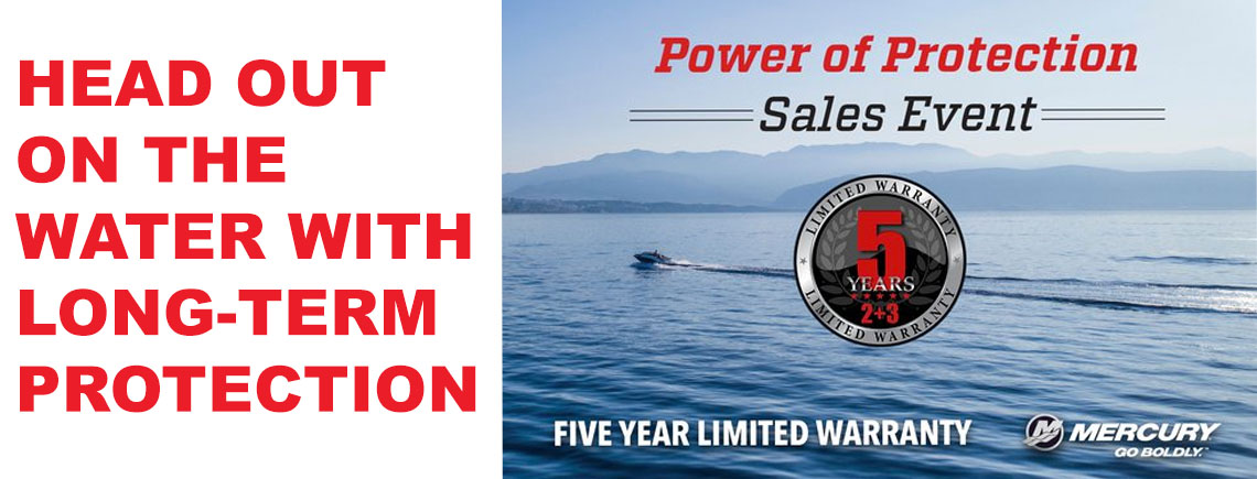 Power of Protection Sales Event at Fort Fremont Marine