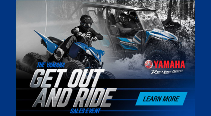 Get Out And Ride Sales Event at Bobby J's Yamaha, Albuquerque, NM 87110