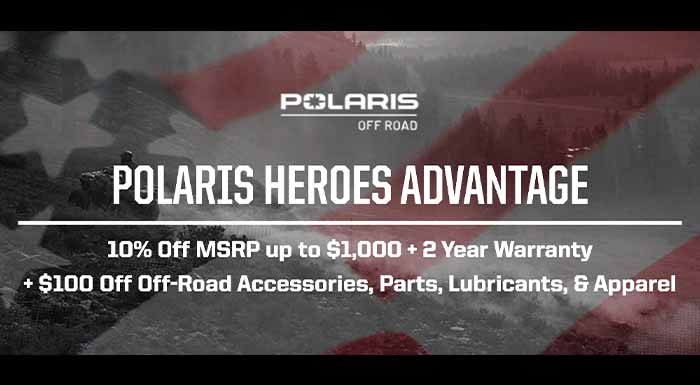 Polaris Heroes Advantage at Polaris of Ruston