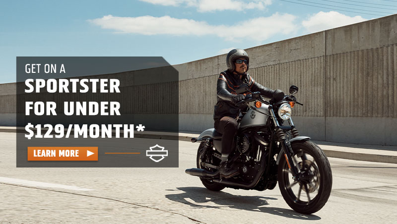 Sportster® Attainability at Harley-Davidson of Macon