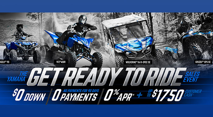 Get Ready To Ride Sales Event at Youngblood RV & Powersports Springfield Missouri - Ozark MO