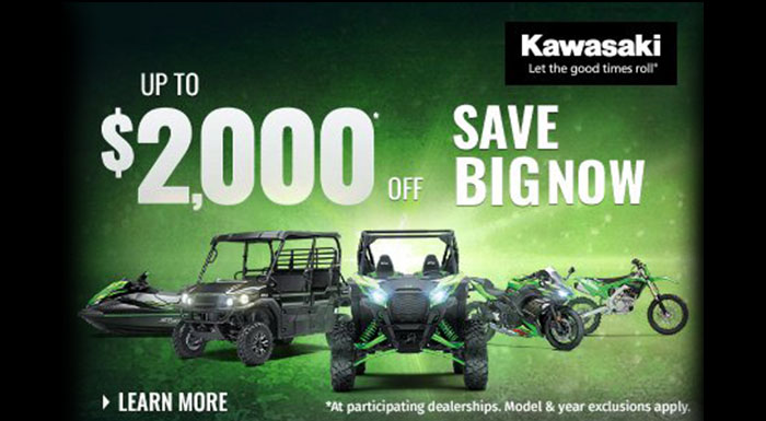 Save BIG Now at Ehlerding Motorsports