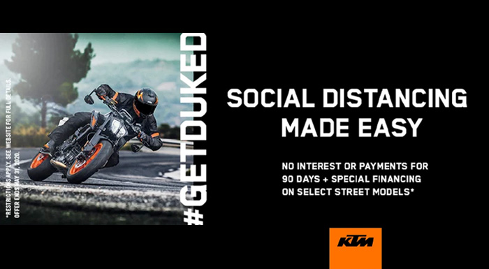 Social Distancing Made Easy! at Wild West Motoplex