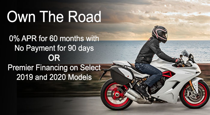 Own The Road at Frontline Eurosports
