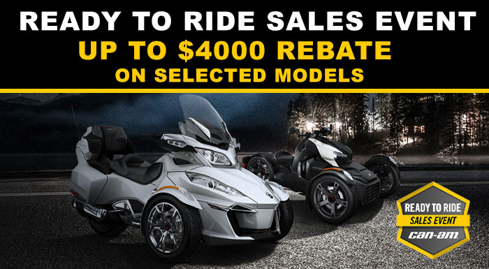 Ready To Ride Sales Event at Campers RV Center, Shreveport, LA 71129