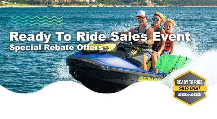 Ready To Ride Sales Event at Hebeler Sales & Service, Lockport, NY 14094