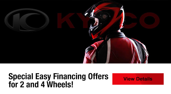 Special Financing Offers at Bettencourt's Honda Suzuki