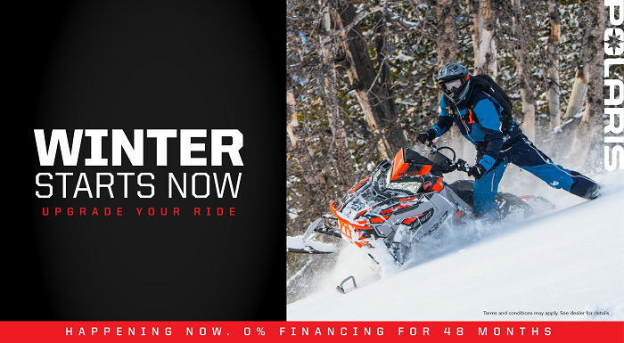Upgrade Your Ride Sales Event at Fort Fremont Marine