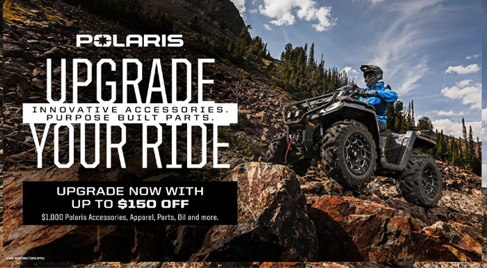 Upgrade Your Ride Sales Event at R/T Powersports