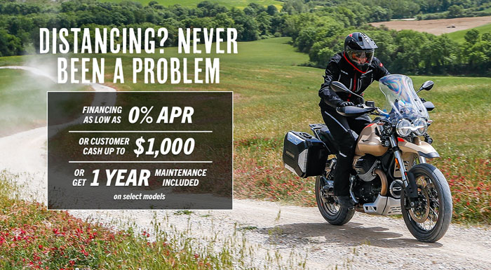 Distancing? Never Been A Problem at Sloans Motorcycle ATV, Murfreesboro, TN, 37129