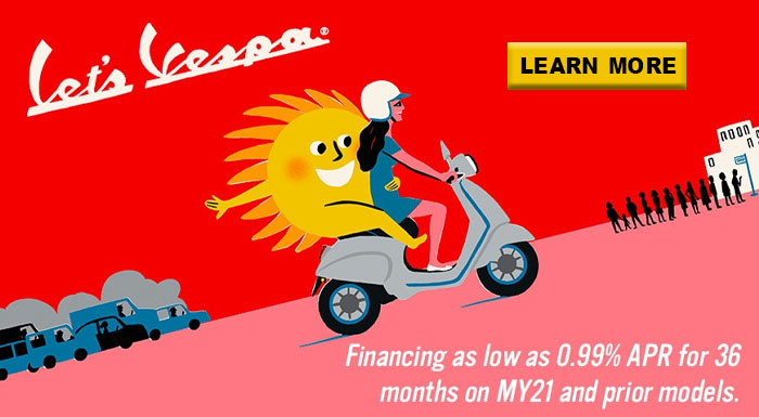 Let's Vespa! at Sloans Motorcycle ATV, Murfreesboro, TN, 37129