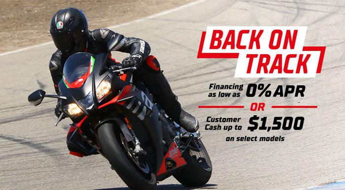 Back On Track at Sloans Motorcycle ATV, Murfreesboro, TN, 37129