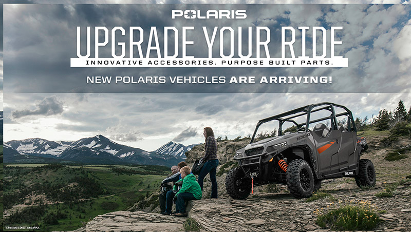 Upgrade Your Ride Sales Event