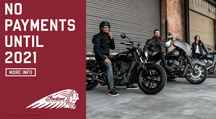 No Payments Until 2021 at Stu's Motorcycles of Florida