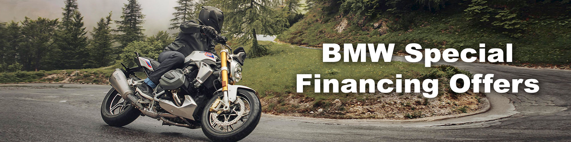 BMW Special Financing Offers