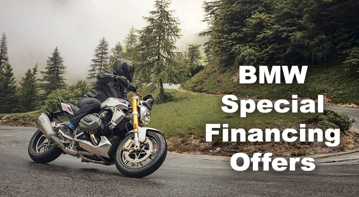 BMW Special Financing Offers at Shreveport Cycles