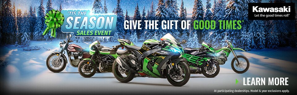 'Tis the Season Sales Event at Sun Sports Cycle & Watercraft, Inc.