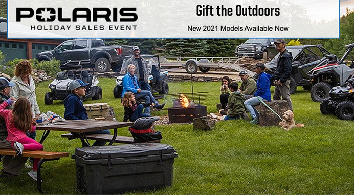 Polaris Holiday Sales Event at Southern Illinois Motorsports