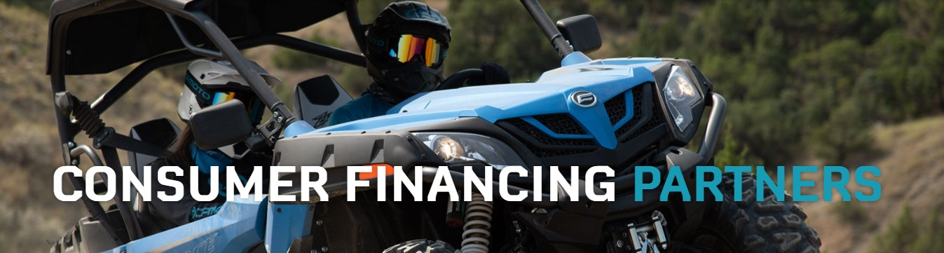Brand New CFMOTO Financing Deals at Hebeler Sales & Service, Lockport, NY 14094