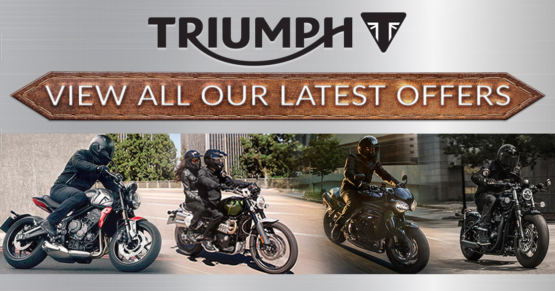 Triumph's Latest Offers at Youngblood RV & Powersports Springfield Missouri - Ozark MO