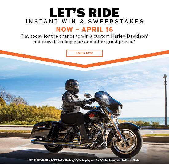 Harley-Davidson Get Out & Ride at Hot Rod Harley-Davidson