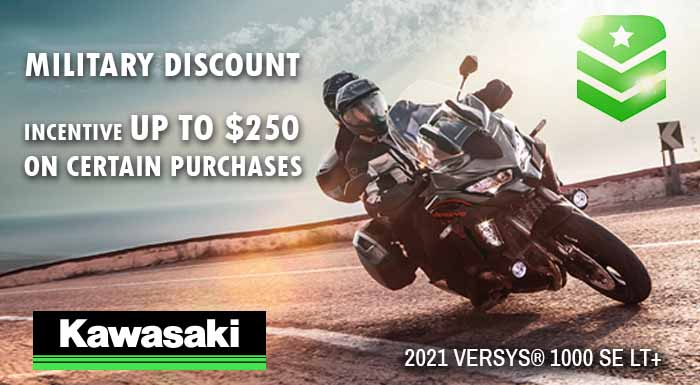 Military Discount at Star City Motor Sports
