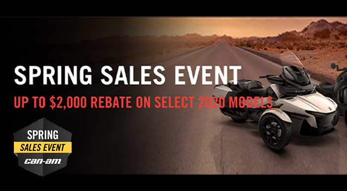 Spring Sales Event at Sloans Motorcycle ATV, Murfreesboro, TN, 37129
